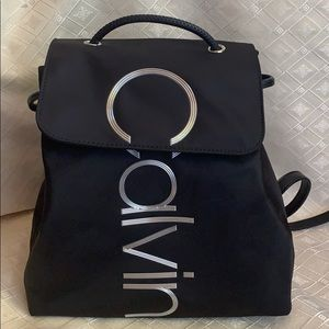 Calvin Klein Mallory Backpack purse bag